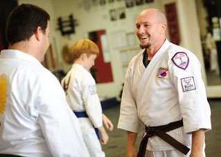Adult Karate Community